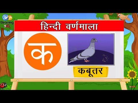 Hindi Varnamala - Swar And Vyanjan (Hindi Alphabet)