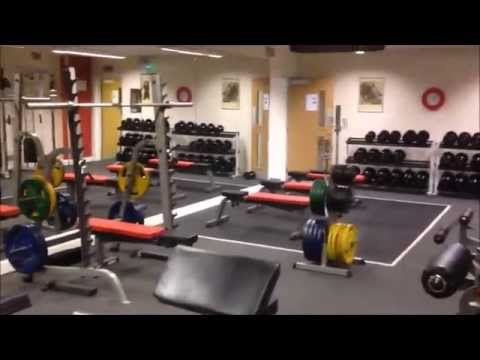 Health First Gym room
