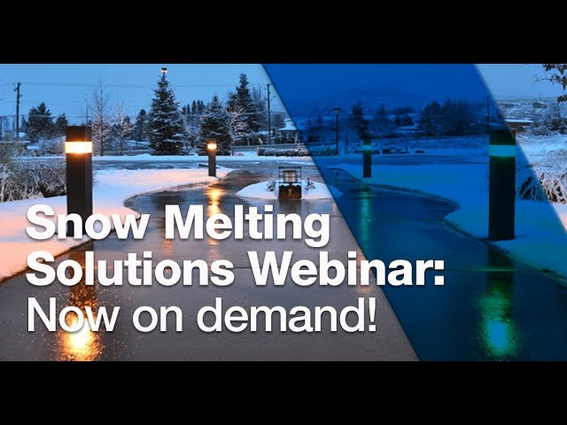 Snow Melting Solutions