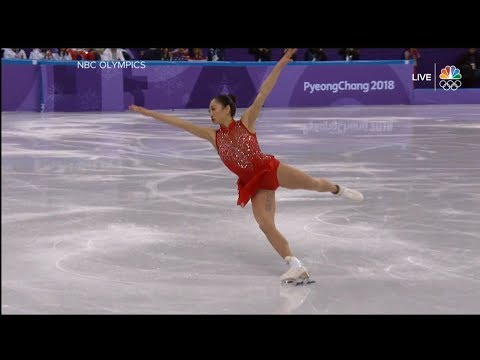 US figure skater makes history, landing triple axel at Olymp