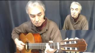 ギター1本で弾こうとするとこんなもんでしょうかねぇ。 キリンジのメジ...