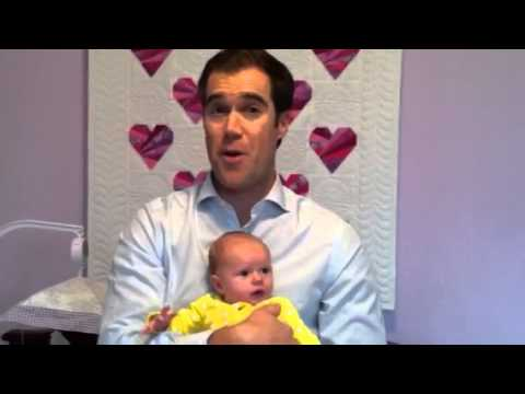 Peter Alexander: 'I have a dream that...'