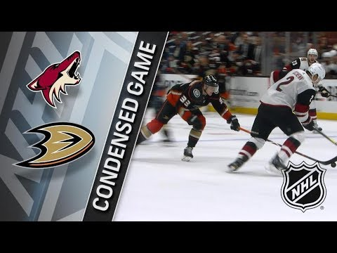 Arizona Coyotes vs Anaheim Ducks – Dec. 31, 2017 | Game Highlights | NHL 2017/18. Обзор матча