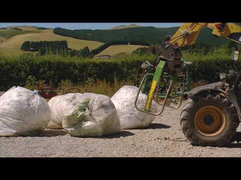 AgPac Recycling Farm Plastics