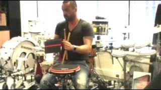 Φώτης Γιαννόπουλος - Drummers Cafe Vol. 1 - Part 3
