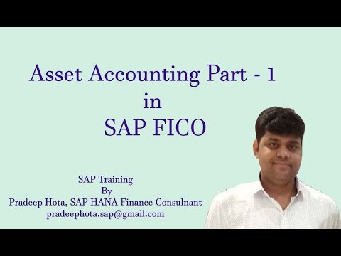Sap Fixed Asset Accounting Book