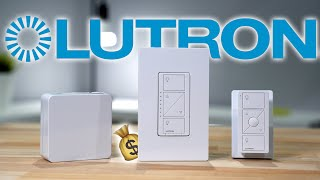 I just spent thousands on Lutron…😬