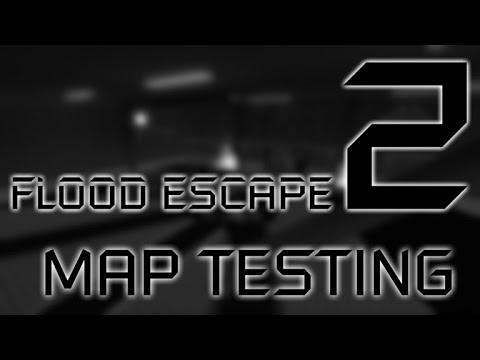 roblox flood escape 2 map test codes