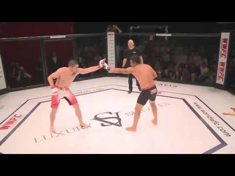 WWFC Warriors Honor 3: Kalamahunov Sultan vs Cotruta Mihai