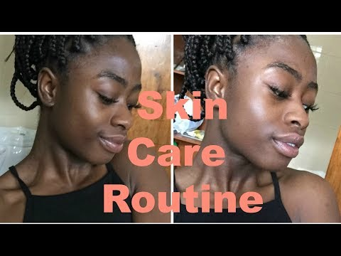 My Skin Care Routine/ How I Evened My Skin Tone/ How To Get Rid Of Dark Spots