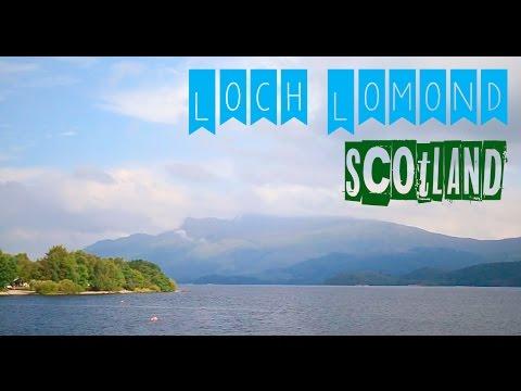 LOCH LOMOND (Trossachs National Park) - VLOG #31