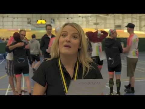 Relay 24awr - Newport Velodrome Casnewydd