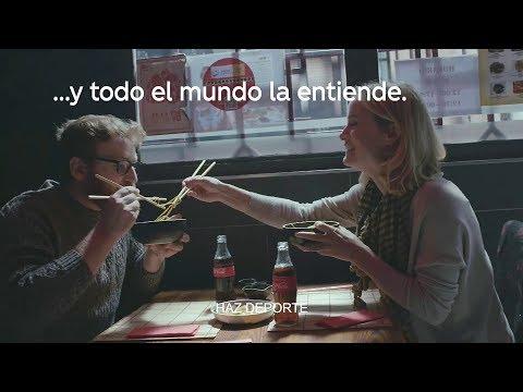 COCA-COLA 'Es hora de juntarnos a comer' (2018)