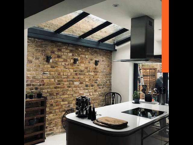 Side extension in London