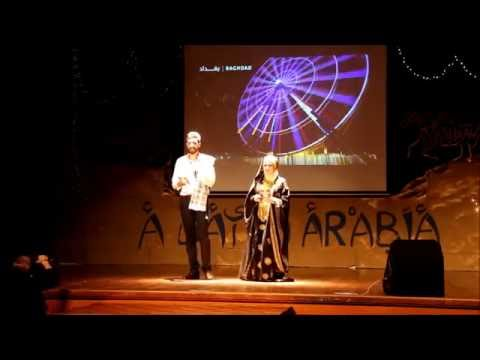 IRAQ Performance @ A Day in Arabia- UCSI University