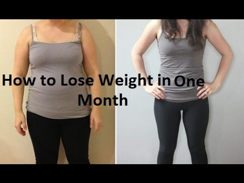 lose+weight+in+one+month