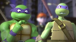 Teenage Mutant Ninja Turtles Legends - Part 176 - HD 1080p
