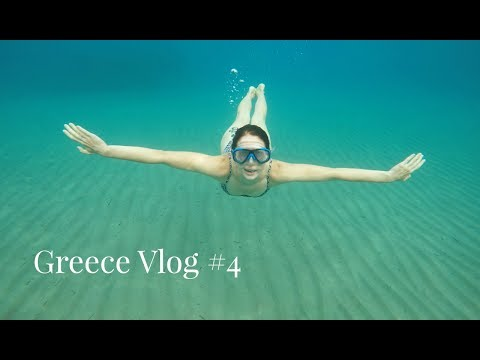 EXPLORING CYPRUS // Swimming in The Mediterranean Sea// Travel Vlog #4