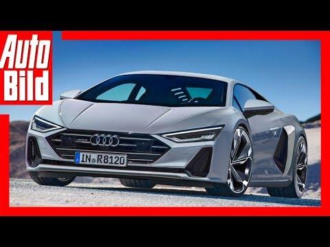 Zukunftsaussicht: Audi R8 - Details/Erklärung - YouTube