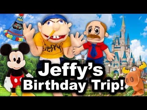 SML Movie: Jeffy's Birthday Trip!