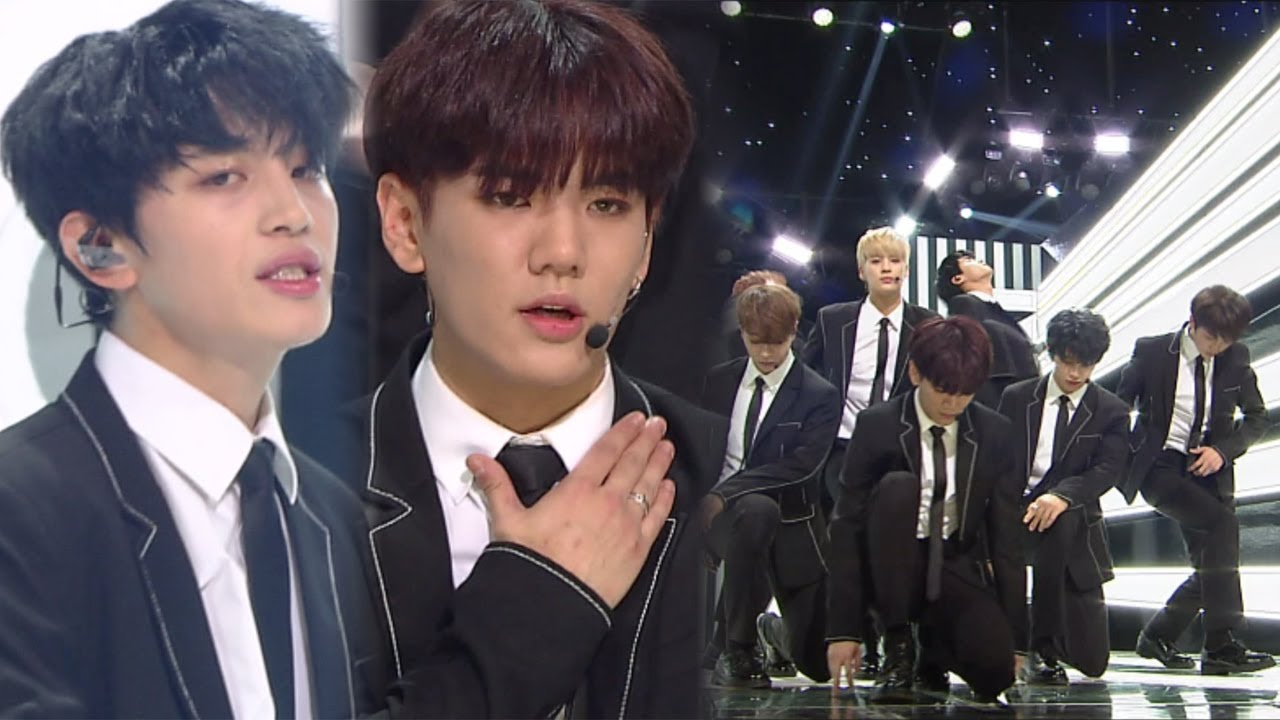 《Comeback Special》 UP10TION(업텐션) - Going Crazy(미치게 해) @인기가요 Inkigayo 20171015