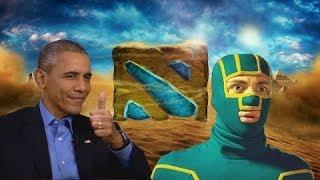Секрет Обамы l Dota 2 l Перевод