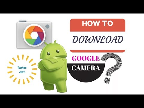 How To Download Google Camera app Correct version Step By Step |Use your Android As DSLR | Hindi