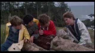 The Goonies Deleted Scene...outside The Fratelli Building