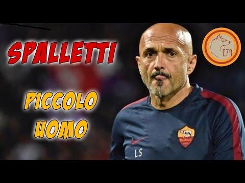 Luciano SPALLETTI - PICCOLO uomo