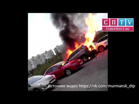 Происшествия в Мурманской