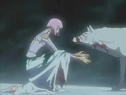 Wolfs rain Не стреляйте