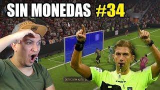 EL VAR EN FIFA - ENFRENTAMOS ICONOS CHETADOS - ULTIMATE TEAM FIFA 18