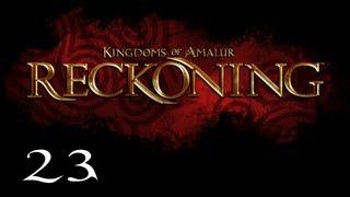 Прохождение Kingdoms of Amalur: Reckoning - Часть 23 — Герой и дева: Босс: Дева Виндмира