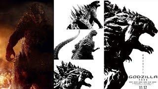 Godzilla Monster Planet: Godzilla's Design Revealed