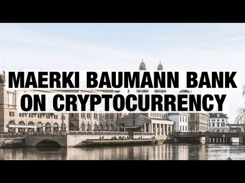 Maerki Baumann Bank On Cryptocurrency - Demand Is Here