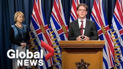 Coronavirus outbreak: B.C. looks to ease restrictions as COVID-19 cases near 2,000   FULL