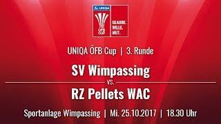 SV Wimpassing vs WAC/St. Andrä full match