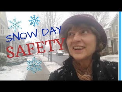 Winter Safety Strategies for Seniors