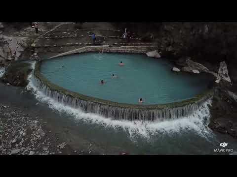 Thermals water. Benje. Permet. Albania