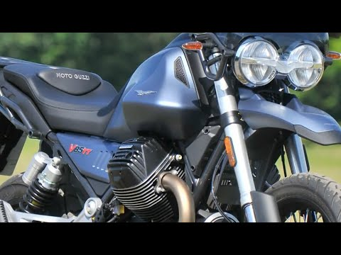 2019 Moto Guzzi V85 TT Ride Review | Keep Britain Biking