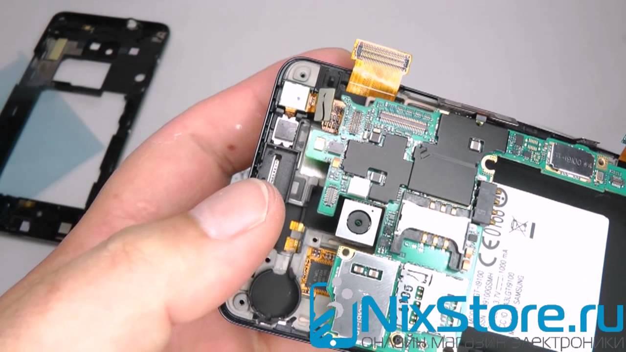 ОБЗОР: Усиленный Аккумулятор 2700 mAh для Samsung Galaxy S2 i9100 .