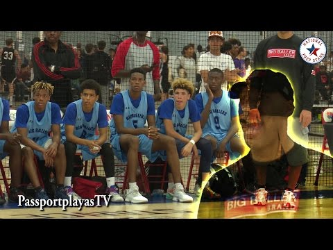 Melo BENCHED!!! LaVar... The Great and Powerful SHOWS LaMelo Ball the bench!!!