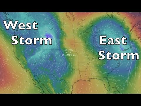 Another Big Storm, Then Spring?