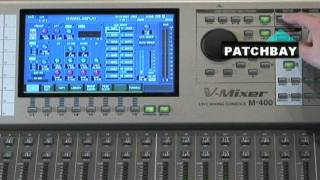 Roland V-Mixing Tutorial Ch 2: Basic Connections