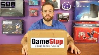 I Ordered Retro Games From Gamestop In 2018 And This Is What They Sent Me