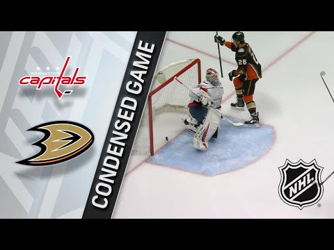 03/06/18 Condensed Game: Capitals @ Ducks
