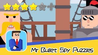 Mr Bullet - Spy Puzzles - Chapter19 Walkthrough Fight Back Now! Recommend index four stars