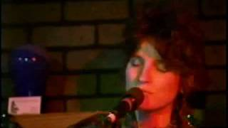 "Christine Albert — ""Adios, Mi Corazon"" —Armadillo Xmas Bazaar 1987"