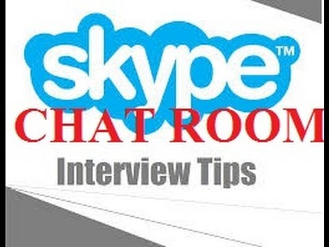 How To Creat A Skype Chat Room