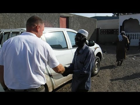Chaplain Melvin provides faith and fellowship to CJTF-HOA